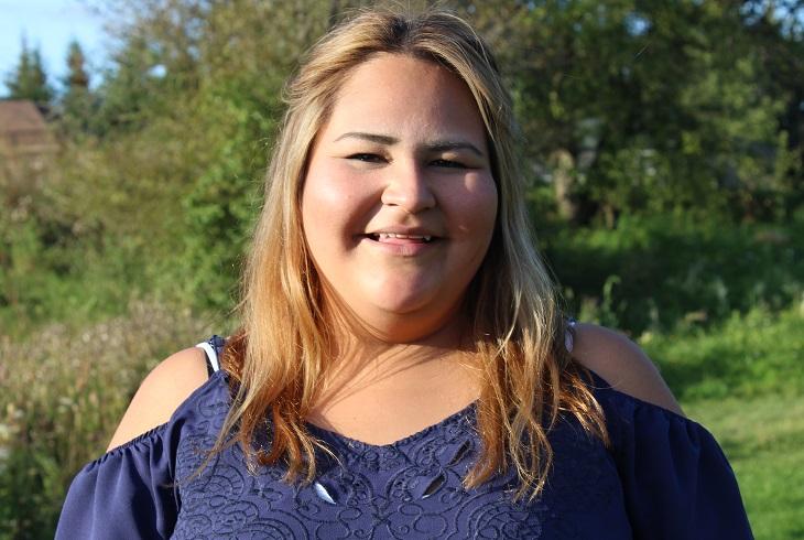Mariah Wigwas Thunder Bay