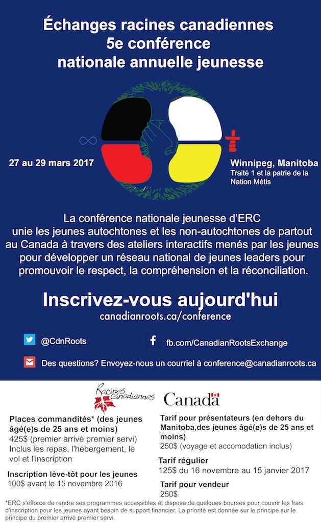 CRE Conference Sudbury Poster