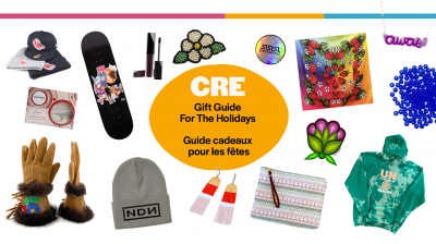 CRE Gift Guide for the Holidays - Guide cadeaux pour les fetes